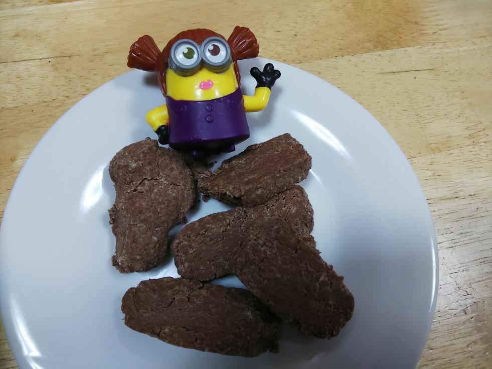 簡単すぎるチョコレートクッキー